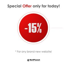 Special Offer Only for Today! Make Your Own Brand New Website with OFF! Web Design Agency, Web Design Services, Web Design Company, Web Development Agency, Make Your Own, How To Make, Web Design Inspiration, Brand Identity, Website