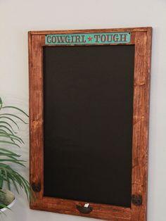 Kitchen Menu Menu Board Rustic Frame 24 x 48\u201d Rustic Framed Chalkboard Rustic Wedding Chalkboard