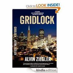 Flurries of Words: BARGAIN BOOK: Gridlock by Alvin Ziegler