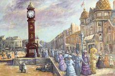 Promenade, Weymouth, Dorset, 1905