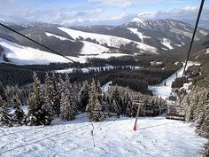 Skiing in Tatra Mountains - Slovakia
