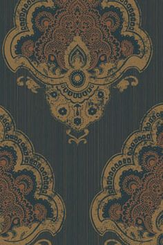 Check out this wallpaper Pattern Number: BD9136 from @American Blinds and Wallpaper – decorate those walls!