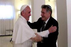 Vaticano/Francisco. Un rabino argentino asistirá a la canonización de Juan XXIII y Juan Pablo II