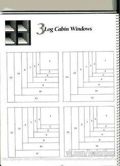 Log cabin quilting designs paper piecing 26 ideas for 2020 Patchwork Quilting, Patchwork Log Cabin, Log Cabin Quilt Pattern, Paper Pieced Quilt Patterns, Easy Quilt Patterns, Log Cabin Quilts, Patchwork Patterns, Pattern Blocks, Log Cabins