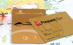 Are any of your frequent flyer programmes linked to an airline?