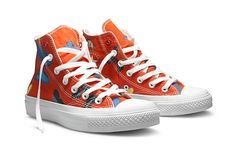 1492e131264a Damien Hirst x Converse (PRODUCT)RED Chuck Taylor All Star