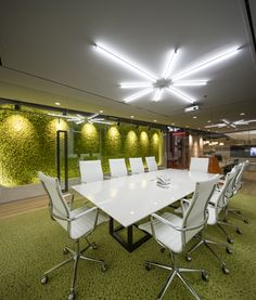 Swiss Bureau Interior Design has recently developed an office space in Dubai for both their own firm as well as Ezelink Telecom. Corporate Interior Design, Interior Design Dubai, Corporate Interiors, Interior Design Companies, Office Interiors, Interior Design Living Room, Interior Decorating, Corporate Offices, Decorating Ideas