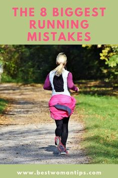 8 Common Running Mistakes to Avoid - Venus woman tips Gym For Beginners, Workout Routines For Beginners, Buttocks Workout, Butt Workout, Running Workouts, Running Tips, Fitness Tips For Women, Best Abs, Athleisure Fashion