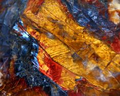 Pietersite represents change. The energy of Pietersite is very forceful and jolts us into personal change.