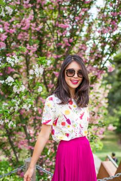 OUTFIT POST: Wallflower.    See more on: http://www.kisforkani.com/2015/10/wallflower-2/