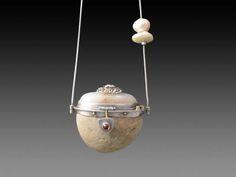 Commemorative Locket - Art Jewelry Magazine Community - Forums, Blogs, and Photo Galleries