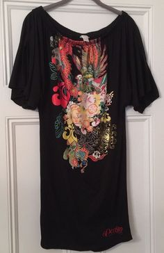 Womens Sz Medium House Of Derion Club Dress Short Bodycon Black Excellent GUC!!! #HouseofDeron #Sexy #Clubwear