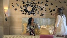 BUTTERFLIES  cheap home decorations, paper craft ideas for kids and adults, handmade wall decorations
