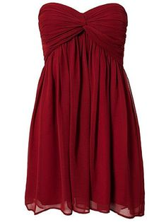 maroon short bridesmaid dress