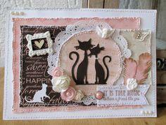 Cards und More - Cat die Marianne Design