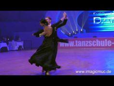 Domen Krapez & Natascha Karabey • Langsamer Walzer • Euro Dance Festival...