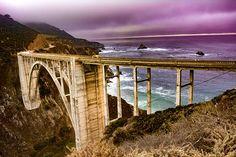 TBT. Bixby Bridge - Big Sur - California. #tbt #mcwayfalls #bigsur #californiacoast #pacificcoast #pacificcoasthighway #highway1 #pacifichighway #wanderlust #travelalone #solotravel #solotraveler #solotraveller #solotrip #amoviajar #viajarfazbem #viajante #landscape_captures #landscapepainting #landscape_capture #landscapelovers #landscapephotography #landscape_lovers #landscape_photography #landscapehunter #roadtrip #calocals - posted by Arled https://www.instagram.com/arled_son - See more…