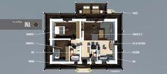 Casa INA Concept Home, Shelving, Modern, Home Decor, Houses, Shelves, Trendy Tree, Shelving Racks, Interior Design
