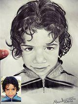 Desenho realista  by:Misael Santos