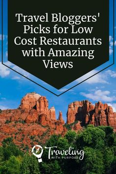 Sedona restaurant with a view Cheap Travel, Budget Travel, Travel Ideas, Travel Tips, Sedona Restaurants, Find Cheap Hotels, Los Angeles Food, Best Rooftop Bars, Arizona Usa