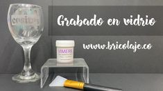 Wine Glass, Tableware, Spa, Scrapbooking, Youtube, Decorated Bottles, Decorate Bottles, Crafts With Bottles, Hand Made