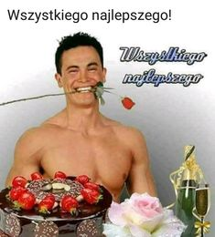 Wszystkiego najlepszego z okazji urodzin życzę Ci Paula😘😘😘😘😘😘 Birthday Greetings, Birthday Wishes, Happy Birthday, Memes, Sexy Men, Thoughts, Humor, Funny, Pictures