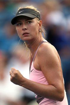 sharapova, fotos, us open, 2012 Yuri, Maria Sharapova Hot, Us Open, Best Player, Captain Hat, Party Dress, Sporty, Womens Fashion, Pictures