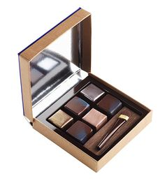 Chocolate as makeup! From #jeanpaulhevin