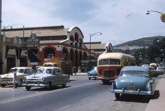 VENEZUELA: Mercado de Catia, Caracas (enero de 1956).