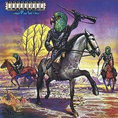 Budgie - Bandolier Import Vinyl LP