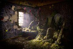 Graeme Webb - Diorama & Miniature Photography