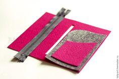 Organizer Wallet Sewing Tutorial