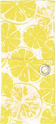 #IHR, #liebevolleTischgeschichten, #IdealHomeRange, #Bestecktasche, #cutlerybag, #cutlerypocket, #Limette, #Limone, #Zitrone, #zitronengelb, #yellow, #Lemonbar