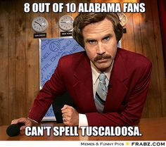 alabama football jokes - Google Search