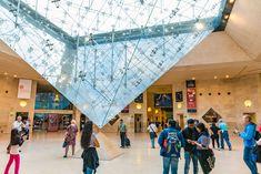 Μουσείο του Λούβρου (Musée du Louvre) , Παρίσι, Γαλλία, Ευρώπη Louvre, Museum, Building, Travel, Viajes, Buildings, Destinations, Traveling, Trips