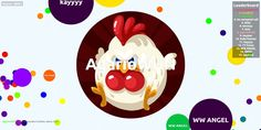 Look at my Score on agariowun.com