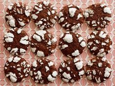 Get this all-star, easy-to-follow Chocolate Crinkle Cookies recipe from Food Network Kitchen