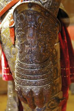 Henry II armour - gauntlet | Flickr - Photo Sharing!