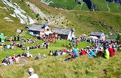 In 500 al lago di Matogno per Musica in quota - Ossola 24 notizie