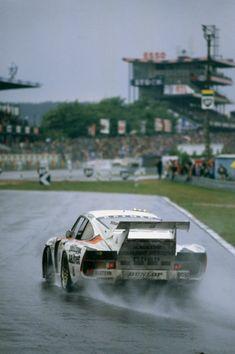 Le Mans, Porsche 935, Man Images, France, Circuit, Race Cars, June, Action, Racing
