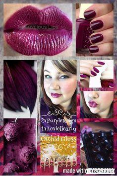#PurpleReign #PurpleReignLipSense #LipSense #SeneGence #longwearingmakeup #lipstick #waterproof #FDAapproved #GMOfree #LipServiceByLaura Distributor ID #204829 #StJohnsWort #Shimmer #Matte #lipgloss #beauty #fashion #18hours #lips #LexieBeary