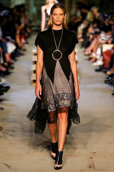 GIVENCHY SPRING 2016 /NYFW » ANGEL.GE