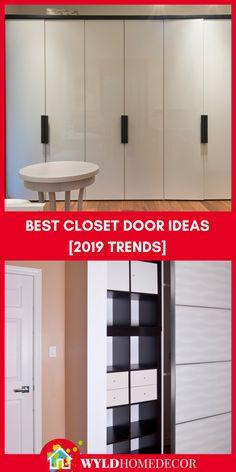 20 best closet door ideas that won the internet stylish design rh pinterest com