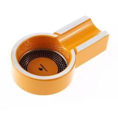 Titanium Cigar Gift Set : Astray, Cutter Tube in Premium Gift Box - CedarHumidor Cigar Gifts, Cigar Tube, Cigar Ashtray, Zippo Lighter, Business Gifts, Cigar Cutter, Cigars, Travel Style, Box