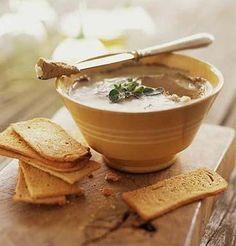 Receita de patê com sopa Herbalife