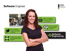 We're hiring Software Engineers - and lots of them! Explore this and our other opportunities in technology, digital marketing, client service, sales and more. http://www.cdkjobs.com/jobs/category/technology #GreenLightYourCareer #Jobgram