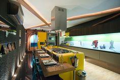 Longe de regionalismos, Casa Cor CE dá banho de luxo em 40 ambientes - BOL Fotos