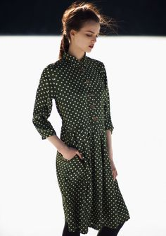 Polka Dot Dress by Toast