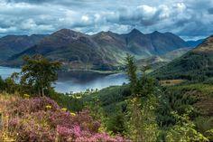 Kintail - Scotland.