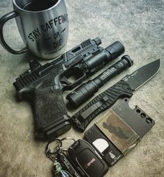Edc Tactical, Tactical Equipment, Zombie Weapons, Tac Gear, Edc Everyday Carry, Home Defense, Survival Tools, Character Reference, Guns And Ammo
